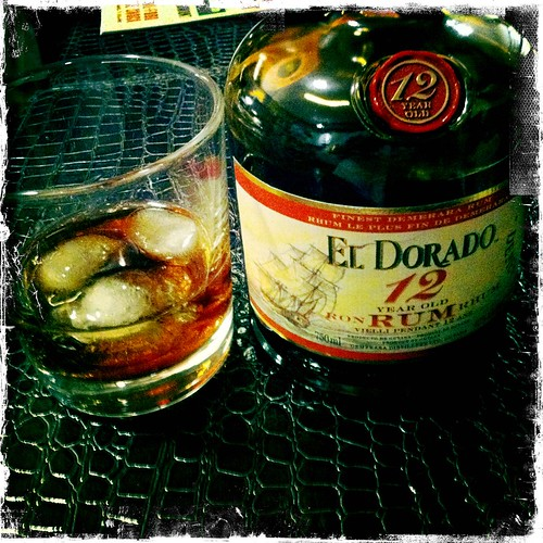 El Dorado 12 Year old rum by swanksalot, on Flickr