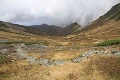 飛騨沢の圏谷