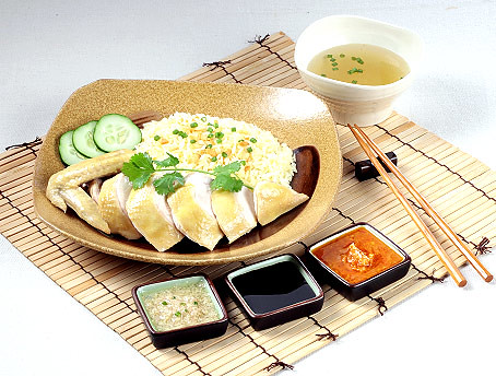 Kenny Rogers new Hainanese Chicken - CertifiedFoodies.com