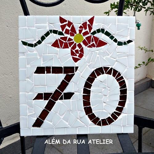 Número em Mosaico