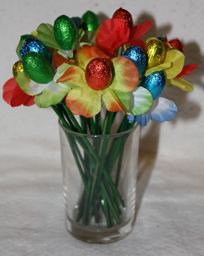 Easter Egg Flower