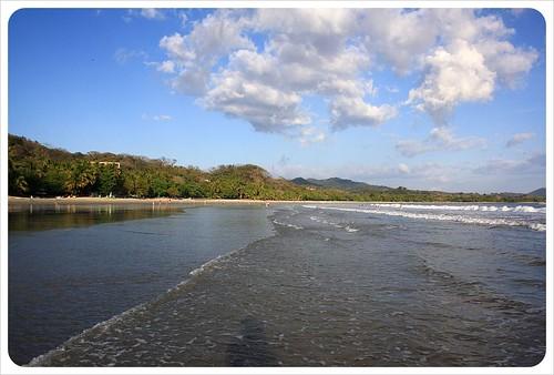 Samara beach & ocean
