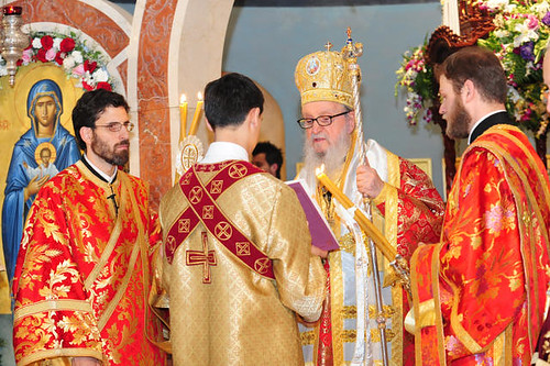 Greek orthodox archdiocese of america and locum tenens of the american