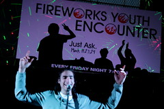 (colfordo) Tags: lighting youth lights worship singing band lifesupport fireworksyouthencounter