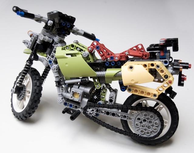 TT1000G (Lego): vista general (2)