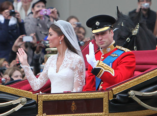 Royal Wedding Wave