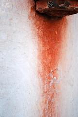 Slave Castle (Deb Mazer) Tags: africa england english dutch wall blood rust ghana slavery stucco slave readingweek colonialism slavetrade elmina elminacastle