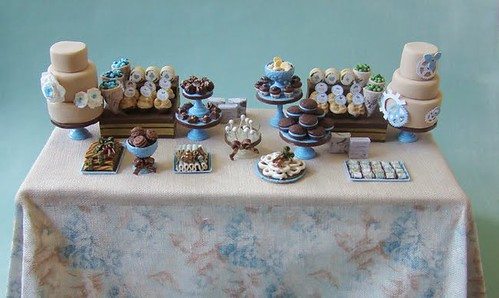 wedding dessert table 2