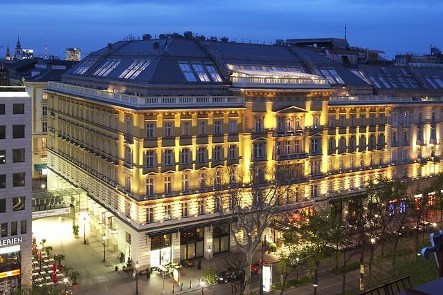 グランド ホテル ウィーンのオススメポイント