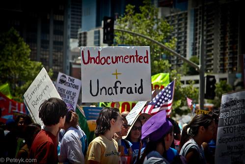 Undocumented + Unafraid