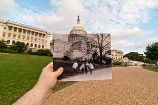 Looking Into the Past: Newsies, US Capitol