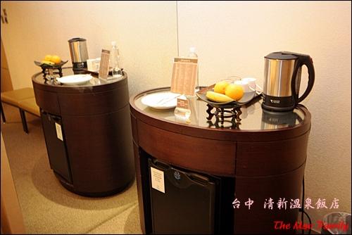 台中 清新溫泉飯店
