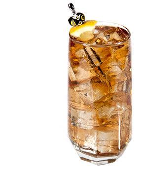 Sidra de la Mula (Apple Cider Mule)