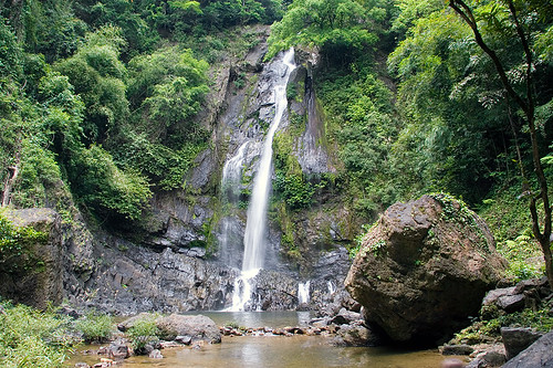 Tamnang Waterfall