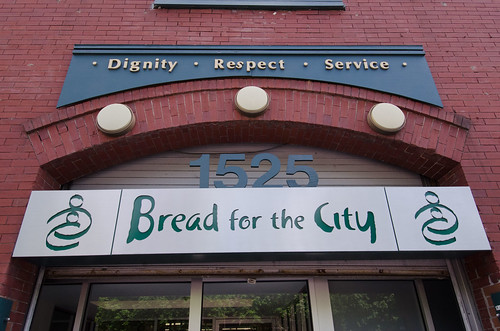 Bread for the City in northwest Washington, DC, on Friday, April 29, 2011. USDA Photo by Lance Cheung.