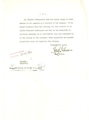 Letter from Hugh Gibson to Department of State Regarding the Hindenburg (Page 3 of 3) (The U.S. National Archives) Tags: aircraft aviation zeppelin archives airship peck gibson usnavy usn aviator hindenburg dirigible lighterthanair unitedstatesnavy statedepartment luftschiff adolphhitler dzr scottpeck eckener hugoeckener dlz129 lz129 deutschezeppelinreederei usnationalarchives luftschiffbauzeppelin hughgibson deutscheluftschiffahrtsaktiengesellschaft delag zeppelinlz129 lz129hindenburg luftschifflz129 dreckener drgoebbels scottepeck scottypeck