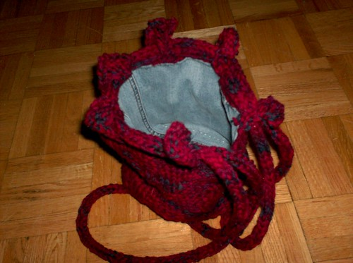 Spiral Berry Bag, liner