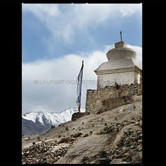Purification (designldg) Tags: travel india heritage view religion atmosphere buddhism hills soul tibetan himalaya spiritual shanti dharma ladakh tibetanplateau jammuandkashmir  drukpa indiasong