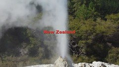 Wai-O-Tapu geothermal features (video) (Yvon from Ottawa) Tags: newzealand lake hot colour green water pool yellow lady video rotorua champagne acid crater springs knox inferno sulphur lime geyser wonderland acidic geothermal thermal waiotapu sulphuric devilsbath