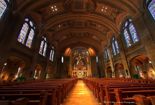 Basilica of St Mary Minneapolis Minnesota - Minnesota Art
