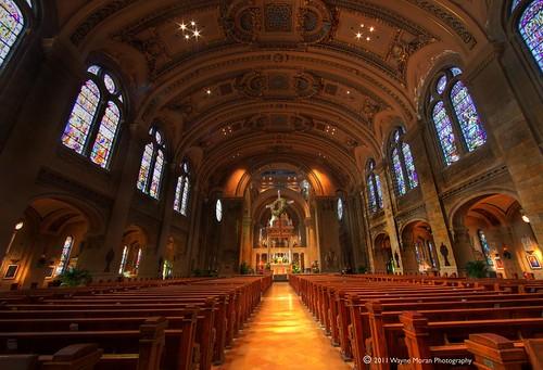 Basilica of St Mary Minneapolis Minnesota - Minnesota Art