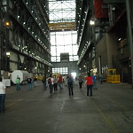 Tweeps in the VAB