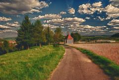 Hardheim (Hinkelstein1) Tags: sky home nikon country himmel heimat skyblue 1685 himmelsblau hardheim d3000 hinkelstein1