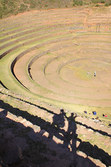 The shadows of the Present picturing the Past (daniel virella) Tags: me lines inca wall cuzco architecture america shadows stones circles cusco curves steps eu perú andes zé walls agriculture sacredvalley moray incan vallesagrado enginnering tawantinsuyu