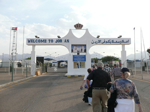 Jordan Border Crossing