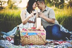 Blanca & Joel (stephaniepana) Tags: sunset love colors vintage catchycolors photography couple colorful picnic bokeh 50mm14 tones playful cuddling inlove boyandgirl 5dmarkii stephaniepana