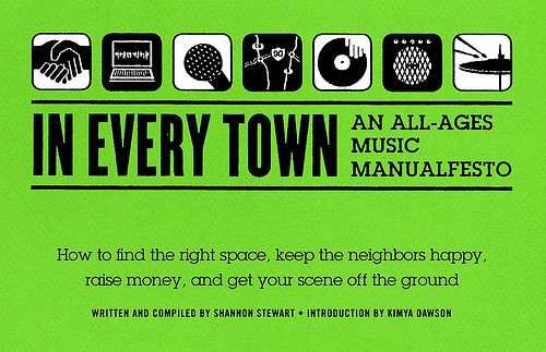 In Every Town: An All Ages Music Manualfesto book cover
