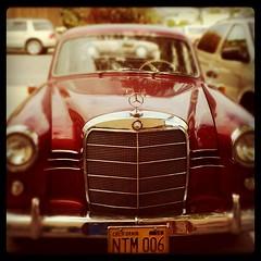 56 Mercedes (ValFriday) Tags: cars mywalktowork