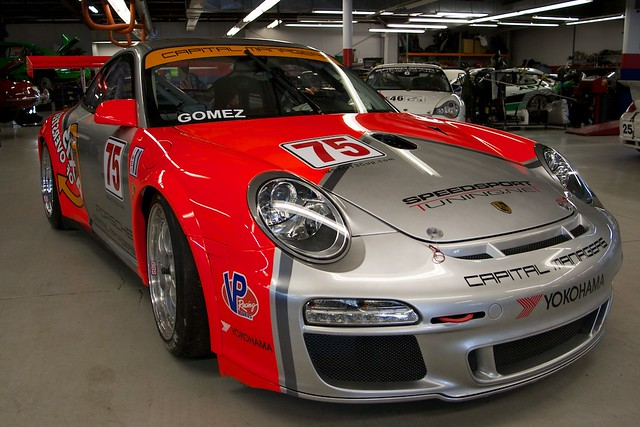 Axis 997 gt3 cup