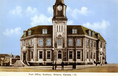 Sudbury - Elm and Durham Post Office C1919 (363FroodRd / 573PineSt) Tags: sudbury sudburyon
