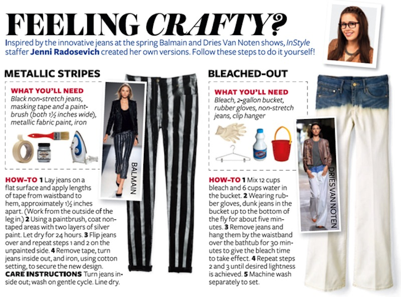 I spy diy in style magazine_jeans customizing