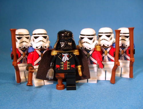 Captain Darthbeard's soldiers!