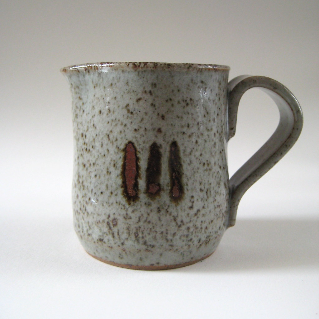 Reduction Fired Jug