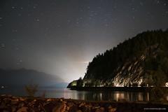 Porteau Cove at night (Zorro1968) Tags: porteaucove night explorebc explorecanada vancouver tourismbc