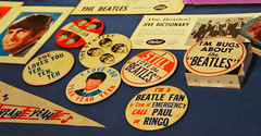 50th Anniversary Of The Beatles In Toronto .... When The Beatles Rocked Toronto (Greg's Southern Ontario (catching Up Slowly)) Tags: music thebeatles beatlesmemorabilia whenthebeatlesrockedtoronto thebeatlestoronto beatlesbuttons