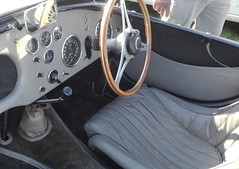 AC Ace interior (Pim Stouten) Tags: arden british car auto wagen pkw vhicule macchina burgzelem ac ace interieur interir interior roadster rennwagen sportwagen sportauto