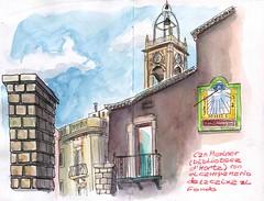 Can Mariner (jfdorado) Tags: horta canmariner barcelona usk urbansketchers