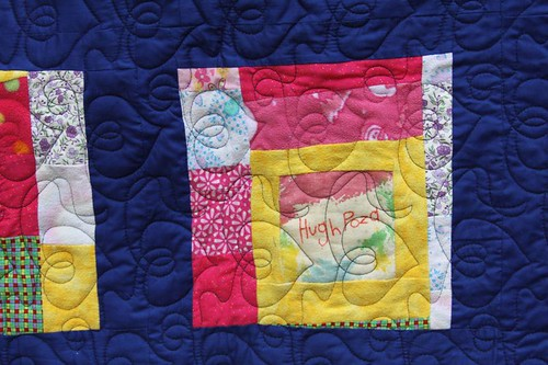 memory quilt, recycled quilt, custom memory quilt, recycled quilt from clothing 7