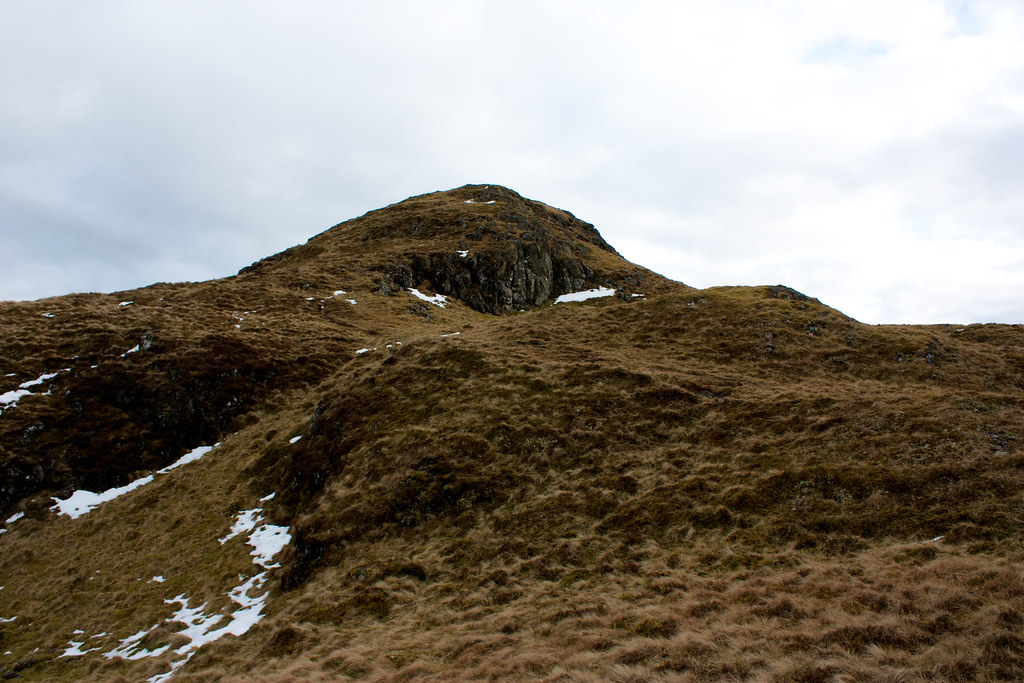 Dumyat from the north
