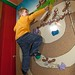 Namila - Salo Finland Bug Themed Indoor Playground - Ant Climbing Wall