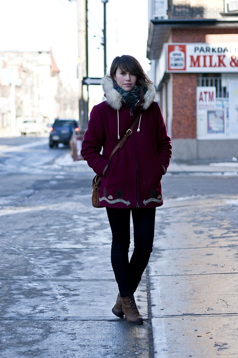 Street Fashion - Queen St. W., Toronto