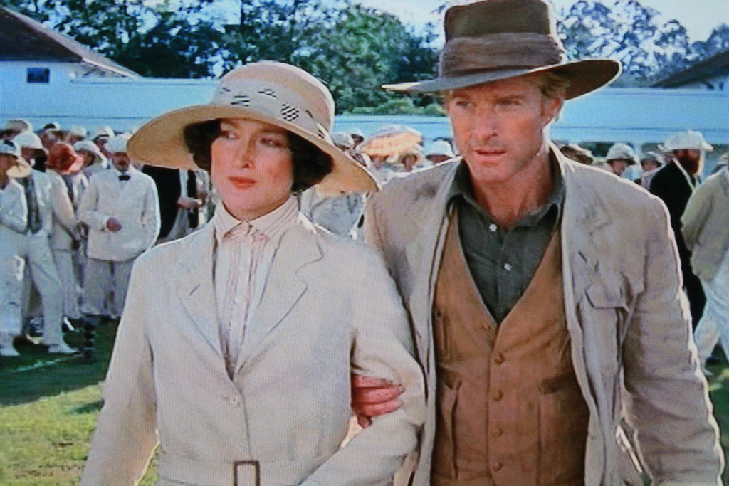 Image result for out of africa robert redford