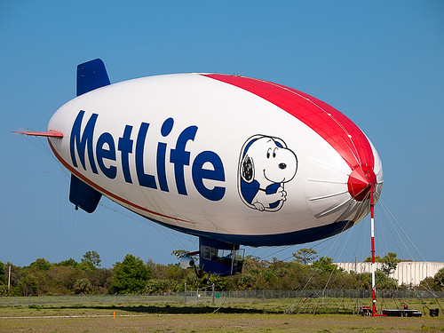 MetLife Riding High