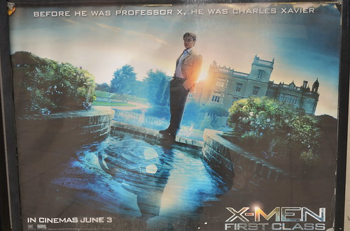 Poster for X-Men First Class