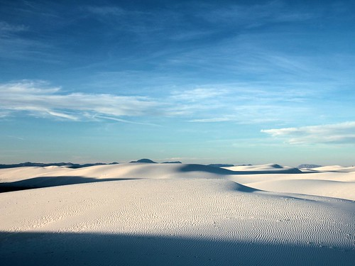 White Sands by Buggs Moran