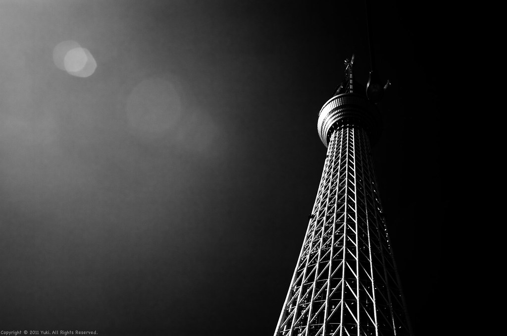 Tokyo sky tree #2